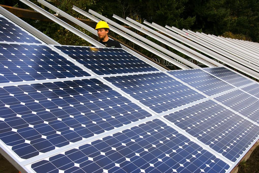 How many solar panels do I need to run my house? | A-Line ...